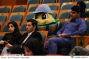 مراسم روز درختکاری ششمین جشنواره بین المللی فیلم سبز