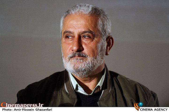 محمدتقی پاکسیما در مراسم شب نقره ای