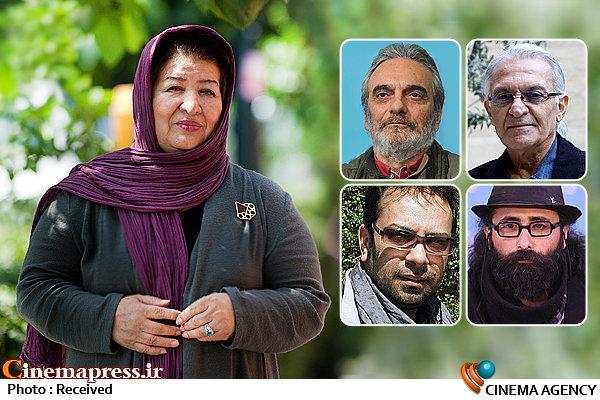درخشنده-ارشادی-یوسفیان-سلامی-فرح مرزی