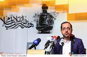 فاضل نظری در نشست رسانهای هفته هنر انقلاب اسلامی