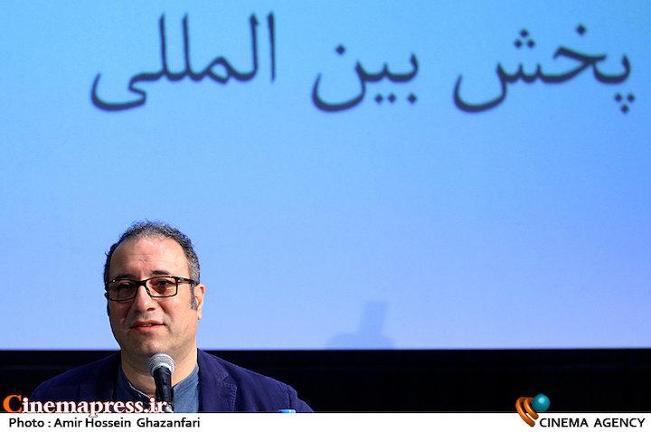 سیدرضا میرکریمی در نشست خبری سیوپنجمین جشنواره جهانی فیلم فجر
