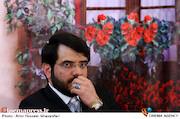 مجتبی امینی در نشست مطبوعاتی سومین جشنواره فیلم کوتاه سما