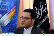 حسین رضایی در نشست مطبوعاتی سومین جشنواره فیلم کوتاه سما