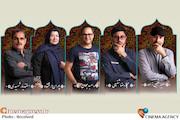 اعضای هیات داوران بخش فیلم کوتاه داستانی و فیلمنامه جشنواره فیلم کوتاه سما