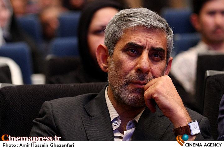 حمید حسام در چهره هنر انقلاب اسلامی در سال ۹۵