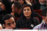 لیلا بلوکات در آیین نکوداشت زنده یاد علی معلم