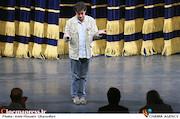 شهاب حسینی در آیین نکوداشت زنده یاد علی معلم