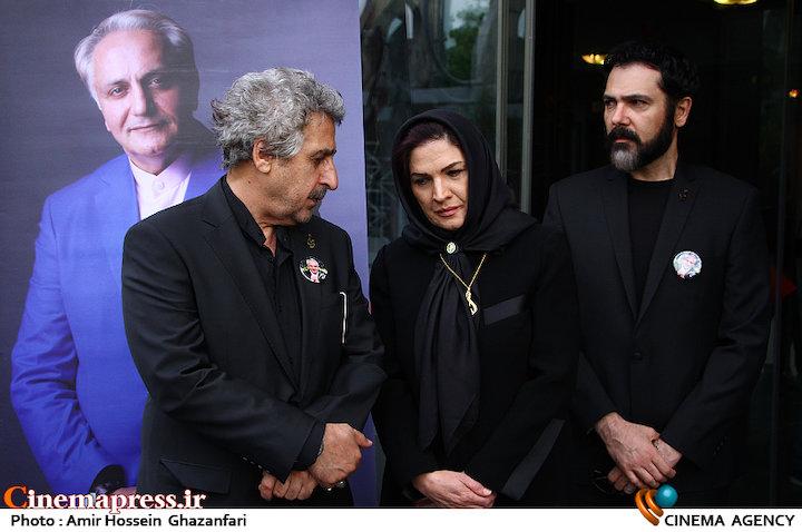 عکس/ آیین نکوداشت زنده یاد علی معلم