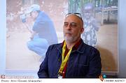 کریستف رضاعی در سی و پنجمین جشنواره جهانی فیلم فجر