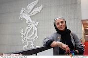 مریم بوبانی در سی و پنجمین جشنواره جهانی فیلم فجر