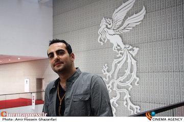 حامد کمیلی در سی و پنجمین جشنواره جهانی فیلم فجر