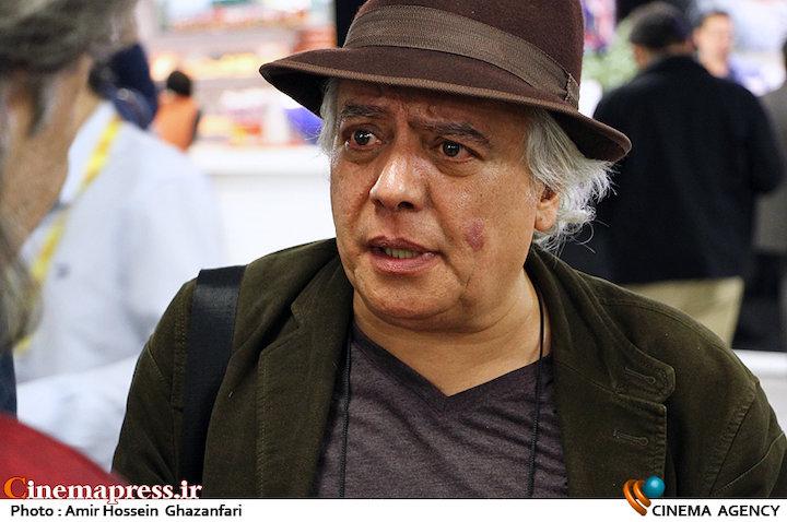 سیروس الوند در سی و پنجمین جشنواره جهانی فیلم فجر