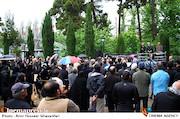 مراسم تشییع پیکر مرحوم «نقی سیف جمالی»