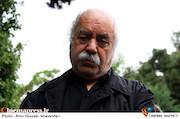 بهزاد فراهانی در مراسم تشییع پیکر مرحوم «نقی سیف جمالی»