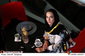 آنا نعمتی در سی و پنجمین جشنواره جهانی فیلم فجر