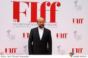 محمدمهدی حیدریان در اختتامیه سی و پنجمین جشنواره جهانی فیلم فجر