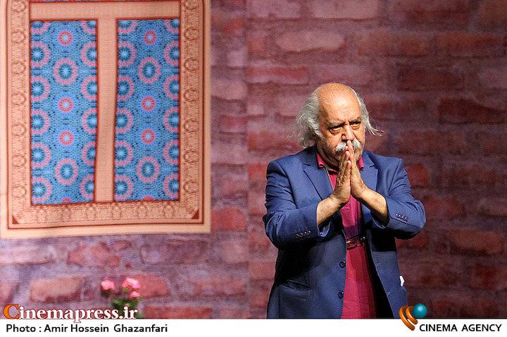 بهزاد فراهانی در چهاردهمین جشن بازیگر