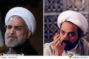 حسن روحانی-مارمولک