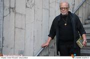 اکبر زنجانپور در مراسم رونمایی از کتاب و اعلام آغاز ساخت فیلم کوروش بزرگ