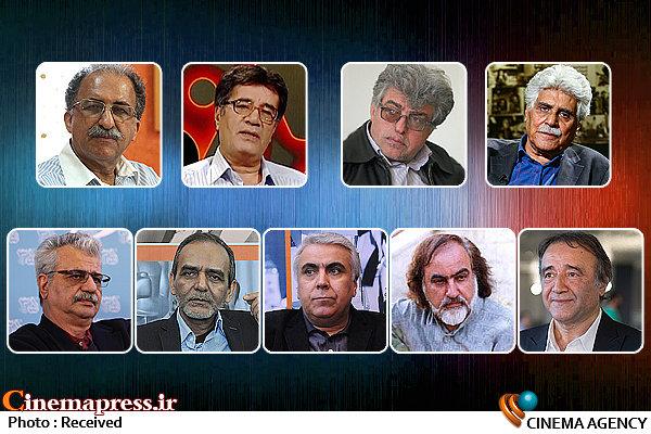 علی اکبری-هاشمی-بابائیان-ثقفی-صباغ زاده-اسماعیلی-یشایایی-وزیری-توکل نیا