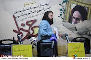 کوروش زارعی در نشست خبری چهارمین همایش سراسری تئاتر مردمی خرداد