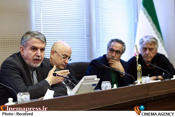 جلسه جشنواره فیلم سبز با وزیر ارشاد