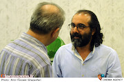 حامد محمدی در مراسم اکران خصوصی فیلم سینمایی«اکسیدان»