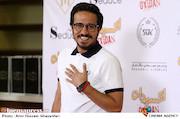 حسین سلیمانی در مراسم اکران خصوصی فیلم سینمایی«اکسیدان»