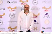 رضا بهبودی در مراسم اکران خصوصی فیلم سینمایی«اکسیدان»