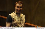 جوا عزتی در مراسم اکران خصوصی فیلم سینمایی«اکسیدان»