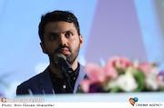 امید معلم در آیین نکوداشت علی معلم در سیامین جشنواره بین المللی فیلمهای کودکان و نوجوانان
