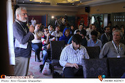 نشست رسانه ای رئیس سازمان سینمایی