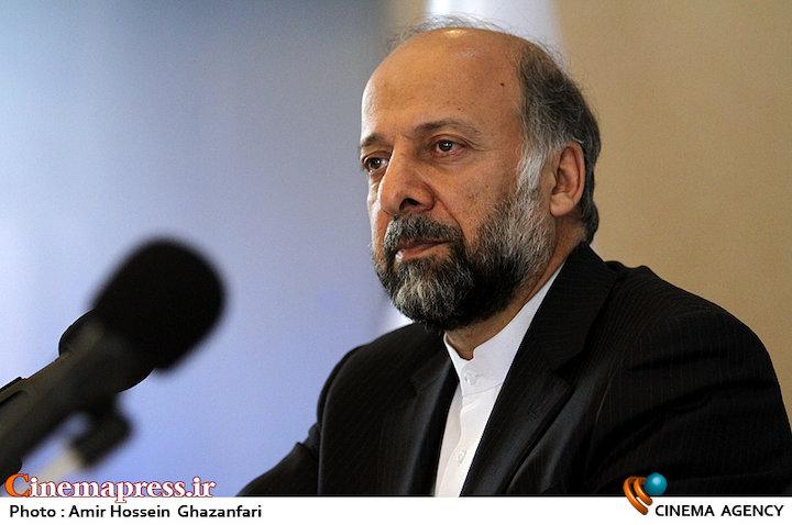 محمدمهدی حیدریان در نشست رسانه ای رئیس سازمان سینمایی
