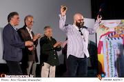 مراسم اختتامیه هفتمین دوره مسابقه فیلم نامه نویسی و اقلام تبلیغاتی