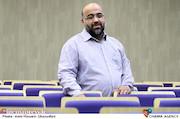 مصطفی شوقی در مراسم رونمایی از مستند هویدا