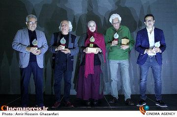 عکس/ هفتمین شب کانون کارگردانان سینمای ایران