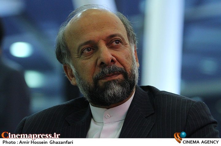 محمدمهدی حیدریان در هفتمین شب کانون کارگردانان سینمای ایران