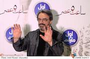 حسین علیزاده در اکران خصوصی فیلم سینمایی ساعت ۵ عصر
