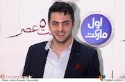 علی ضیا در اکران خصوصی فیلم سینمایی ساعت ۵ عصر