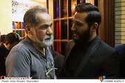 سعید سهیلی در مراسم ترحیم زنده یاد حبیبالله کاسه ساز