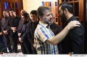 سیدجواد هاشمی در مراسم ترحیم زنده یاد حبیبالله کاسه ساز