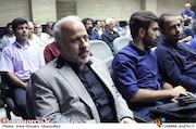 احمد میرعلایی در مراسم ترحیم زنده یاد حبیبالله کاسه ساز