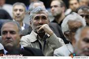 محمد احسانی در مراسم ترحیم زنده یاد حبیبالله کاسه ساز