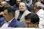 مجید رجبی معمار در مراسم ترحیم زنده یاد حبیبالله کاسه ساز