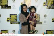 مرجان اشرفی زاده در مراسم افتتاحيه ششمين جشنواره بينالمللی فيلم شهر