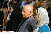 مرتضی رزاقکریمی در مراسم افتتاحيه ششمين جشنواره بينالمللی فيلم شهر