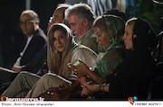 فاطمه معتمدآریا در مراسم افتتاحيه ششمين جشنواره بينالمللی فيلم شهر