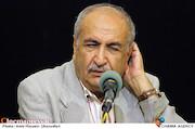 خسرو دهقان در نشست رسانه ای هفتمین جشن کتاب سال سینمای ایران