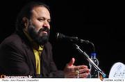 کوروش زارعی در نشست رسانه ای بیست و پنجمین جشنواره سراسری تئاتر سوره
