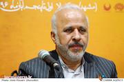 احمد میرعلایی در نشست خبری نخستین جشنواره بین المللی فیلم و عکس مسیر عشق